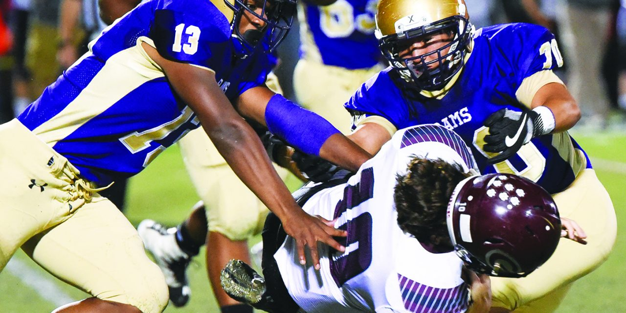 Rugged Rams excel in all phases in 34-14 win over Gloversville