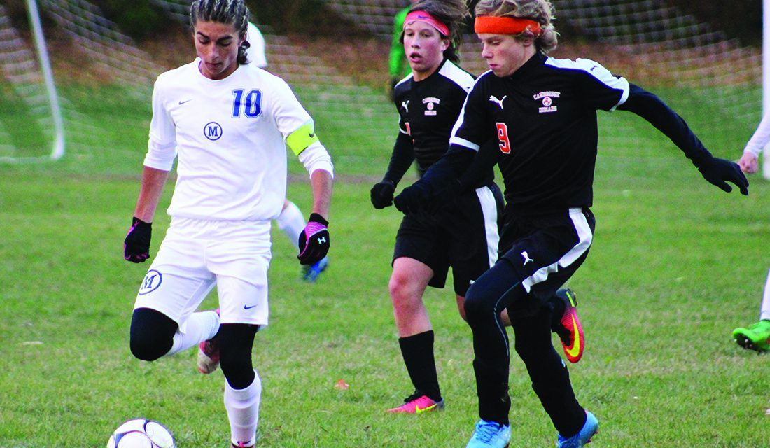 Mayfield advances with 1-0 OT victory