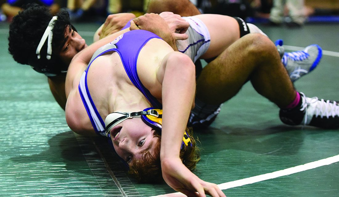 ROUNDUP: Hayes, OESJ top B-G; Amsterdam 3-5 at Mountain Duals