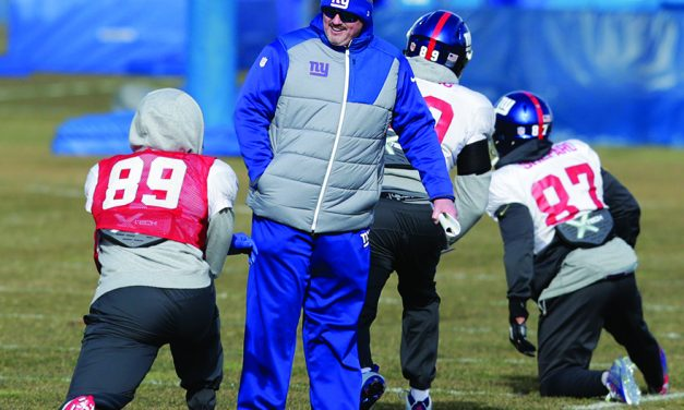 Giants-Packers playoffs lore is more than red-faced Coughlin