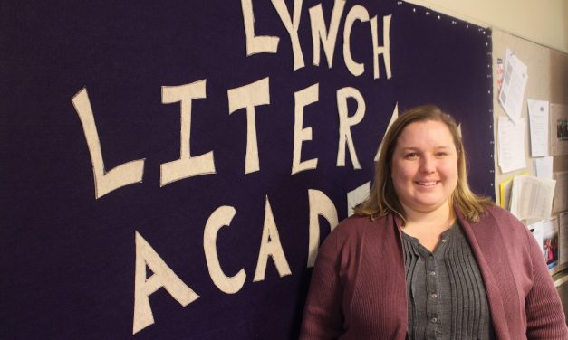 Lynch's new principal working on a smooth transition