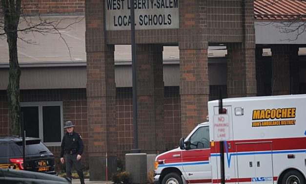1 wounded in school shooting, 'could have been much worse'