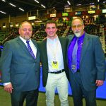 For former AHS coach Benton, honor from Section II Wrestling was humbling