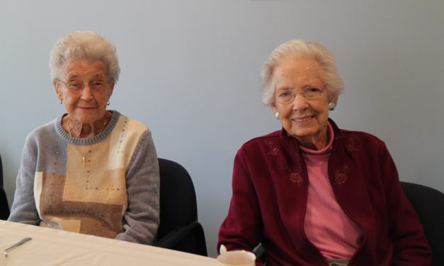 An era gone by: Sandford Home residents reflect on city's past