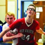 Mayfield boys upset in first round