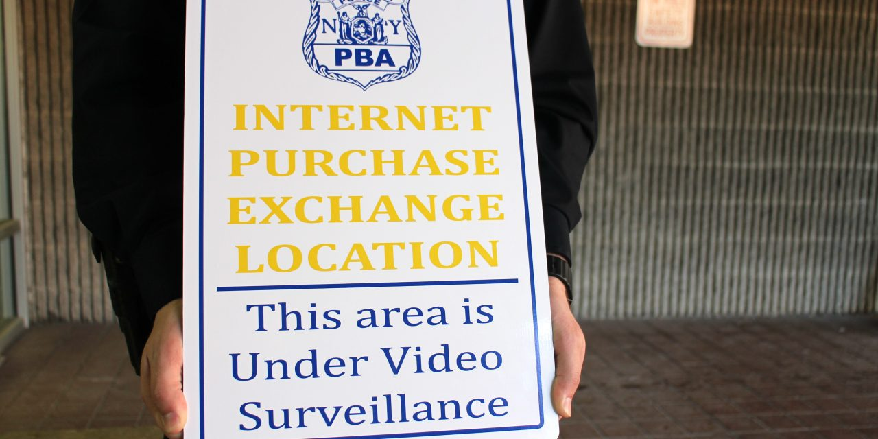 APD offers a safe location for internet purchase exchanges