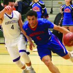 Last-second foul the difference as Voorheesville tops B-P in OT