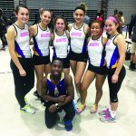 Amsterdam track sizzles at state quals