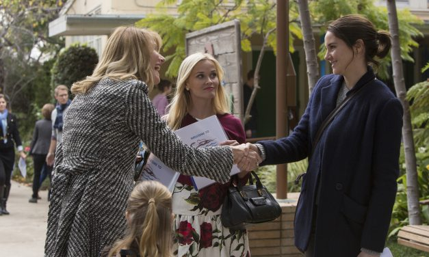 TV review: Fabulous cast, script lift 'Big Little Lies'