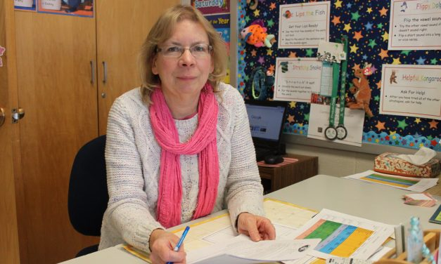 B-P teacher nominated for Friends of Education Award