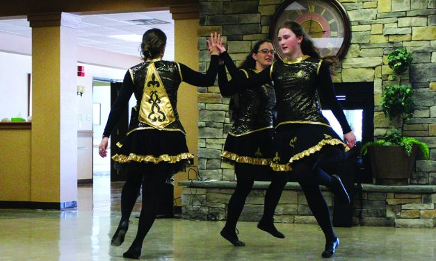 A St. Patrick's Day Dance