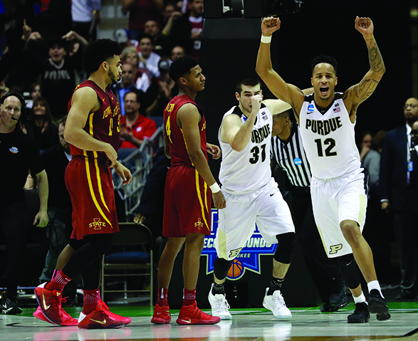 Big Ten rides NCAA Tournament surge with 3 teams in Sweet 16