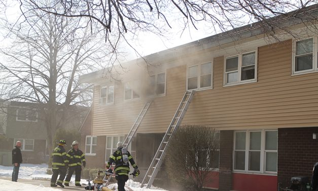 Amsterdam family displaced after fire at Garden Apartments