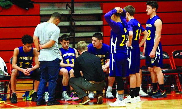 Amsterdam boys JV, freshman, modified hoops teams post combined 52-9 record; hopes high for the future