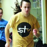 AHS girls track ready to run with Section II's elite