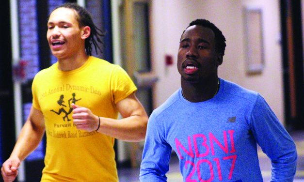 AHS boys track to rely on standouts