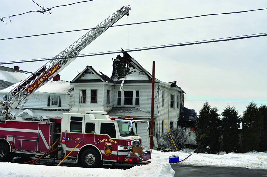 Displaced residents in Arnold Ave. fire receive financial aid