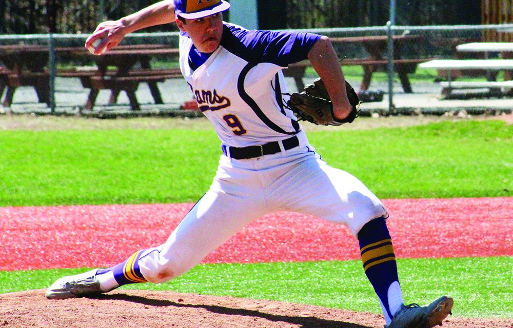 Spagnola's 9-out save helps Rams earn key win over Johnstown