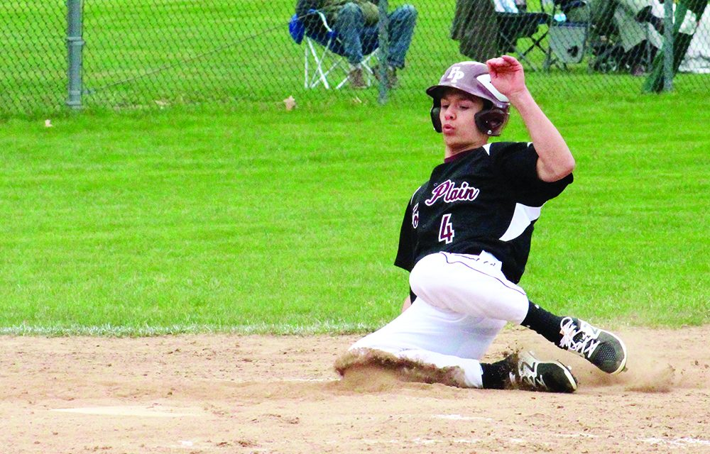Fureno pitches Fort Plain past Schoharie, 12-7