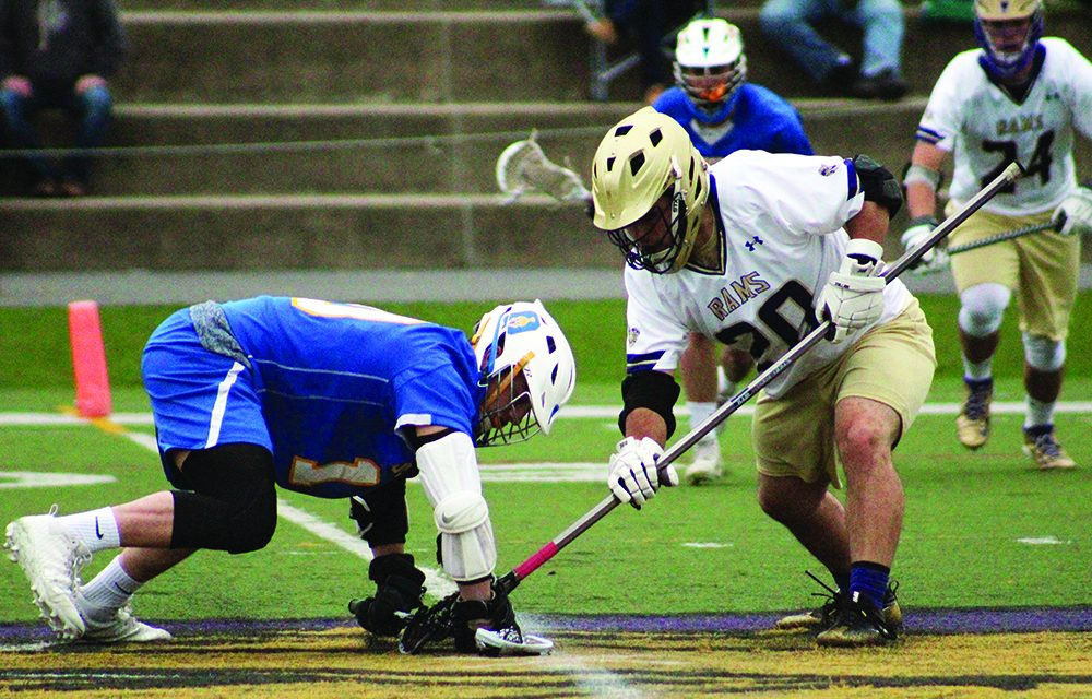 Queensbury boys lacrosse storms past Amsterdam