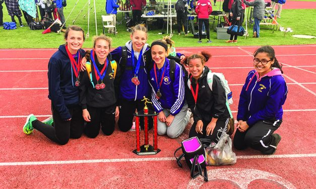 Records fall, area athletes thrive at Warrior Classic