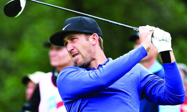 Chappell edges Koepka by 1 stroke to win Texas Open