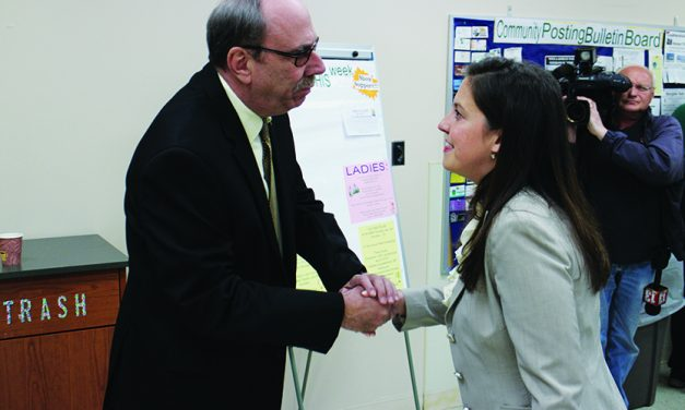 Area residents meet with Congresswoman Stefanik