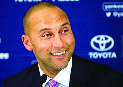 Bush and Jeter sound good, but answers remain before Marlins sale
