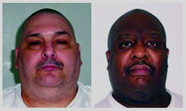 Arkansas executes Jones; plans 2nd lethal injection of night