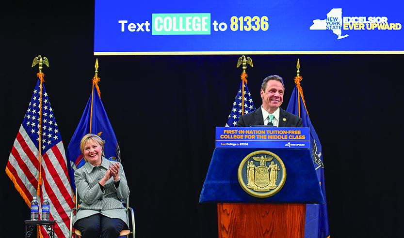 Cuomo's New York agenda feeds talk of presidential run