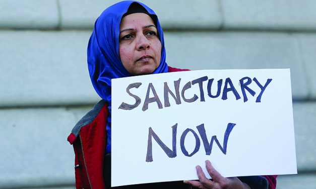 Judge blocks order to stop funding for  sanctuary cities