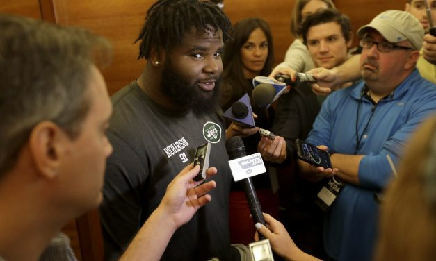 Richardson rips Marshall: '15 reasons' Jets are better