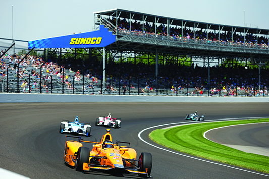 All eyes on Fernando Alonso in a wide-open Indianapolis 500 field