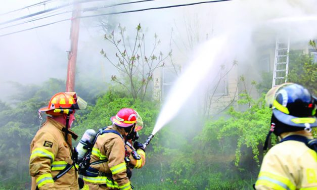 Cause of Chapman Drive fire believed to be electrical