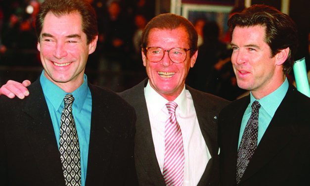 Roger Moore, star of seven James Bond films, dies at 89