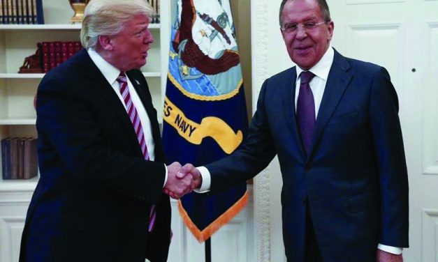 Report reveals Trump shared secret info about IS with Russians
