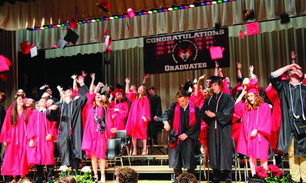OESJ graduates first high school class of merged district
