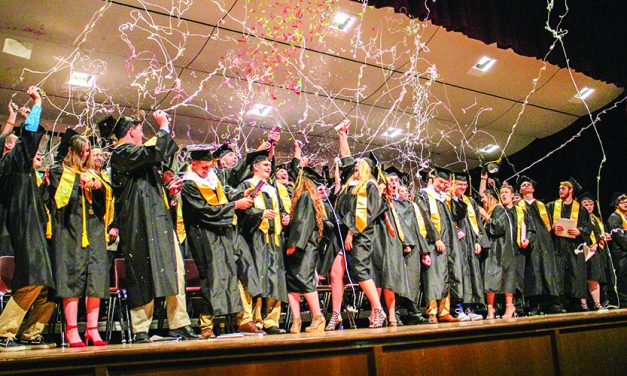CHS grads recall the good times but look forward to the future