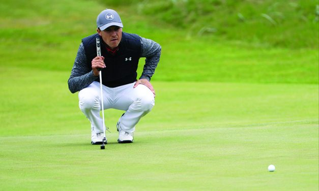 An All-American start to the British Open