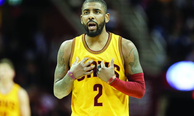 AP sources: Irving asks Cavaliers to trade him