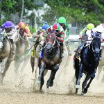 Firenze Fire scorches competition in Sanford Stakes