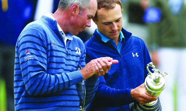 Jordan Spieth in elite company because of majors, not style points