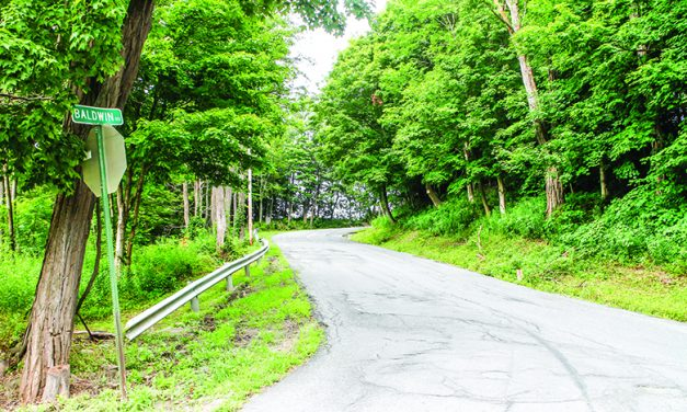 Town proposing to seasonally close Baldwin Road