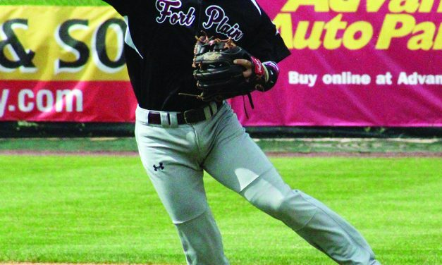 Fort Plain's Fureno to play in Connie Mack WS in New Mexico