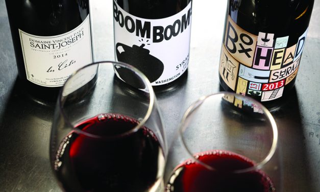 Syrah is like a violin, and shiraz is like a fiddle (but sometimes not)