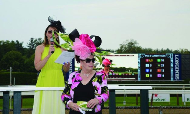 Winners crowned at 26th annual Hat Contest at Saratoga Race Course