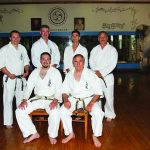 Rymaruk passes test for 5th degree black belt