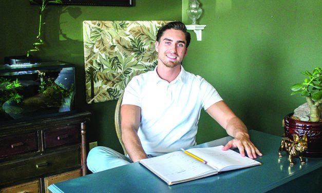 Amsterdam native Jacob Bieniek opens  massage therapy office on Market Street