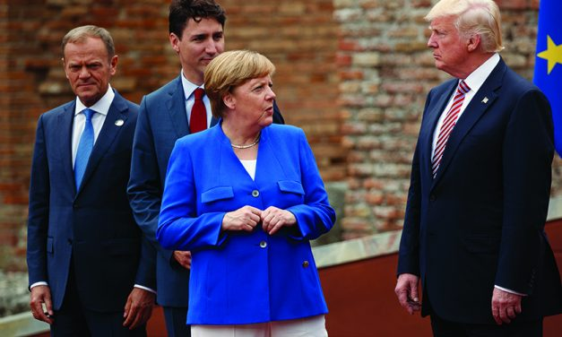 In Europe, Trump may discover if 1st impressions stick