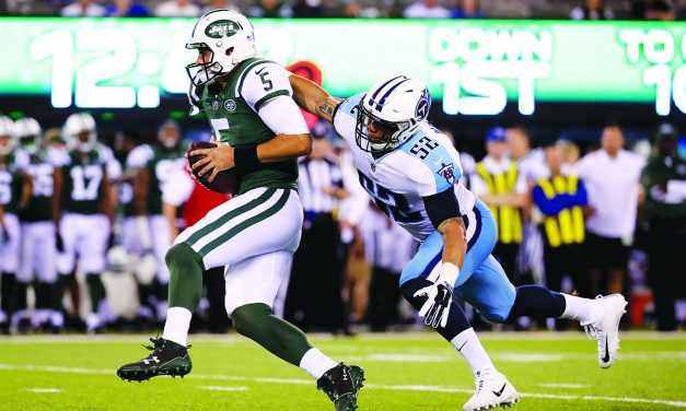 Morton on Hackenberg: 'Basically he's a rookie'